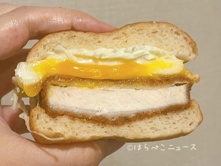 【実食レポ】ケンタッキー「とろ~り月見チーズチキンフィレサンド」実食!月見チーズ和風チキンカツサンドも