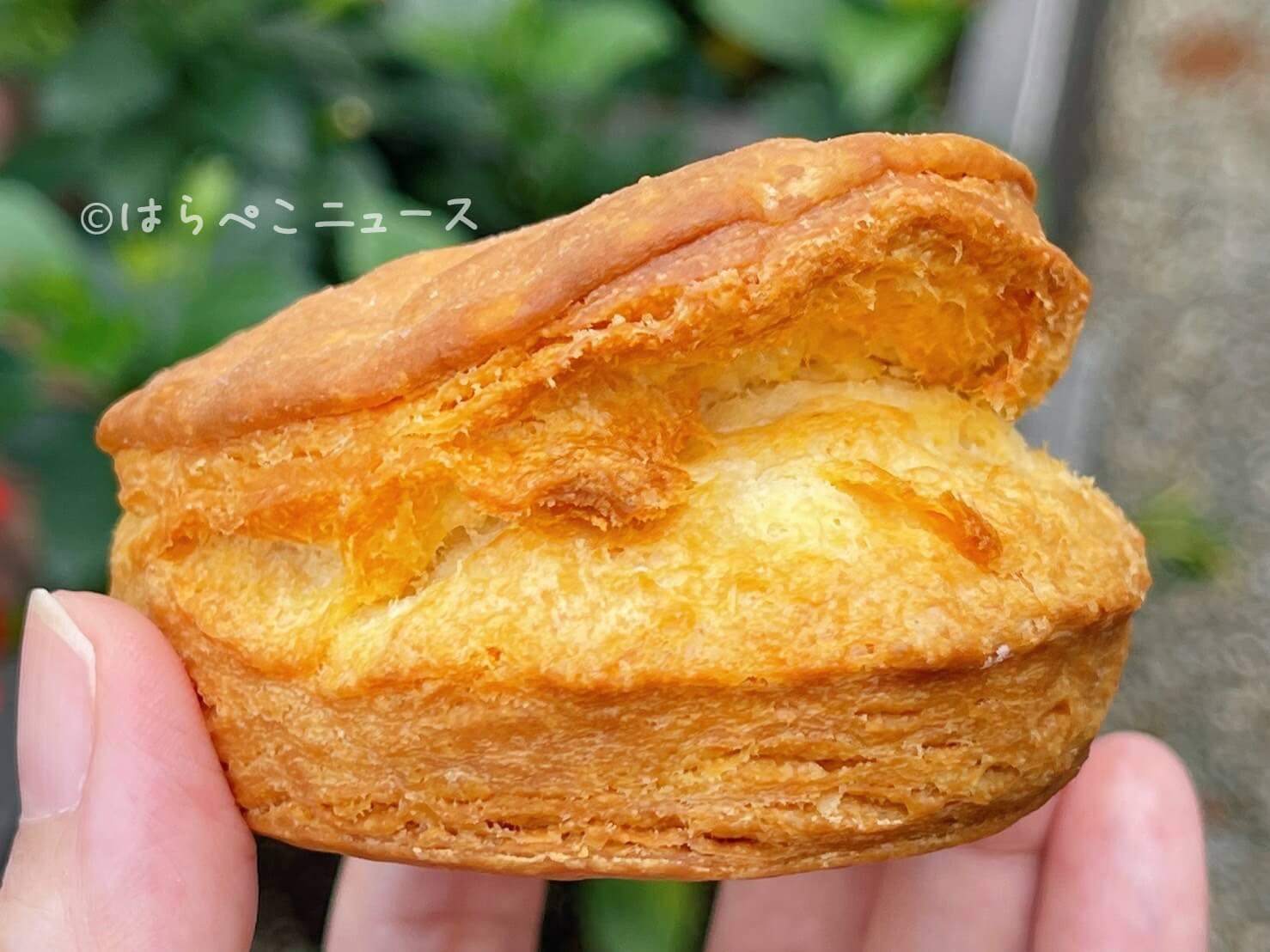 【実食レポ】ケンタッキー「発酵バター入りビスケット」を実食!