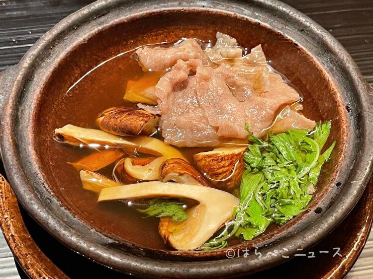 【実食レポ】星のや軽井沢「松茸とシャンパーニュ滞在」を実体験!