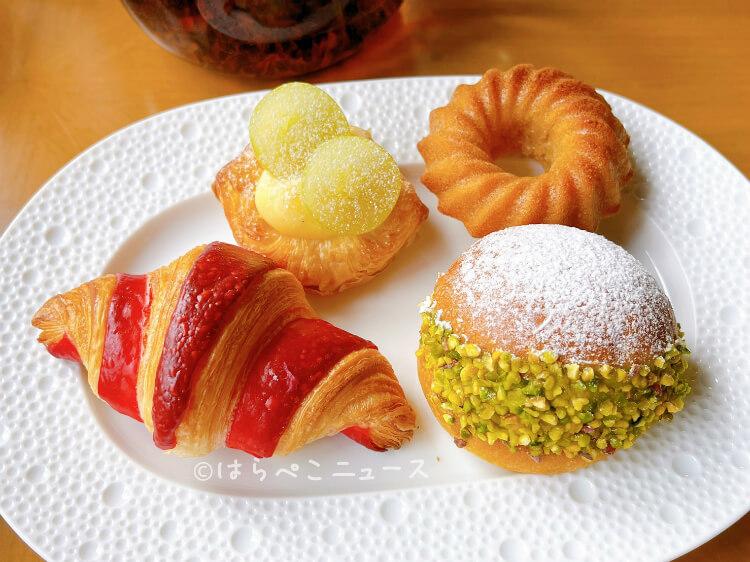 【実食レポ】ヒルトン東京でパンのアフタヌーンティー「プティ・ブーランジェリーwith ART OF TEA」を体験!