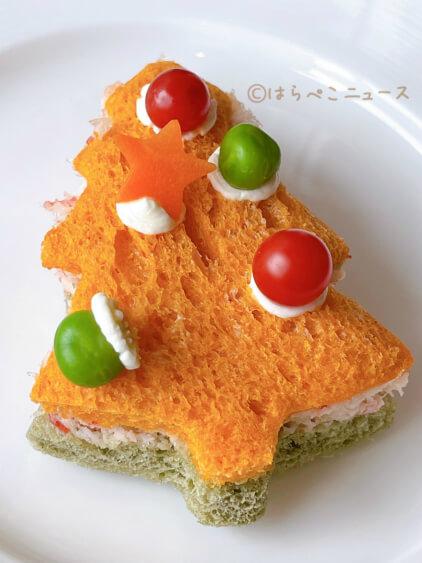 【実食レポ】シャングリラ東京「クリスマスアフタヌーンティー」を試食!キッズアフタヌーンティーも登場!
