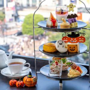 ハロウィンアフタヌーンティー・ハロウィンスイーツ2021!ホテルafternoon teaにお取り寄せも!