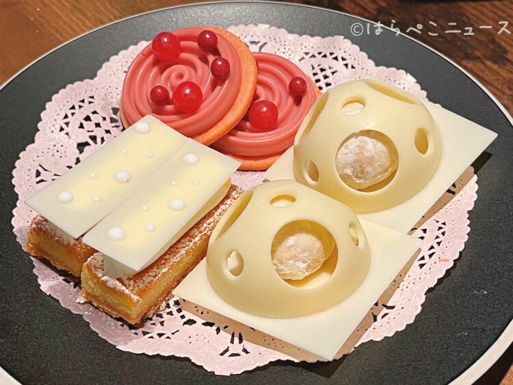【実食レポ】ホワイト&ルビー チョコレートスイーツブッフェ「ANAインターコンチネンタルホテル東京」で開催