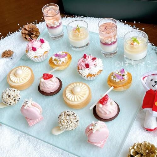 【実食レポ】トゥエンティエイトで「ウィンター・ビジュー」アフタヌーンティー!クリスマスコンラッドベアも!